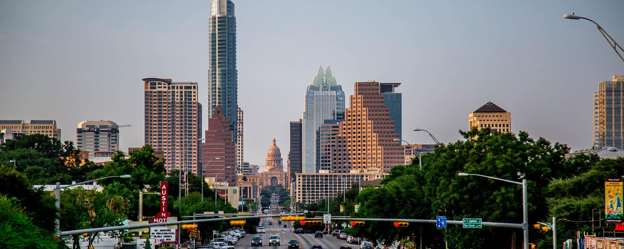 South Congress Avenue - Austin, TX
