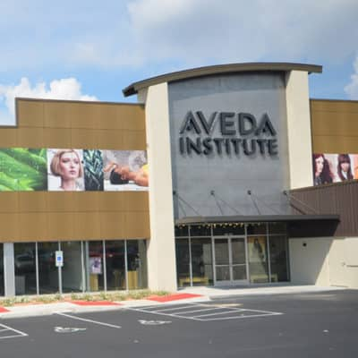 Aveda Institute at 6001 Middlefiskville   Property Redevelopment and Investment in Austin, Texas