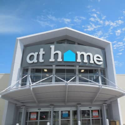 At Home Building   5151 Highway 290 in Austin, Texas   AQUILA Commercial