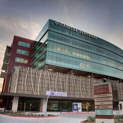 Capstar Plaza Office Building in Austin, Texas