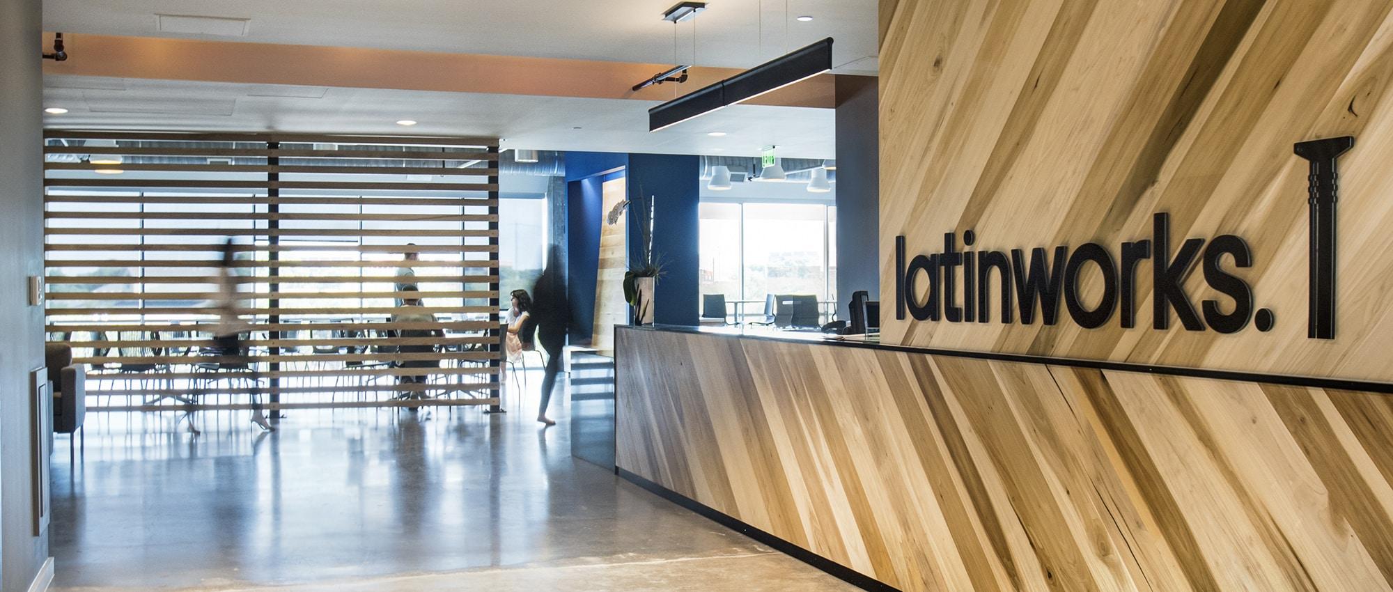 LatinWorks Headquarters | Modern Office in Austin, Texas
