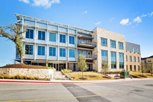 Hill Country Galleria Office Building