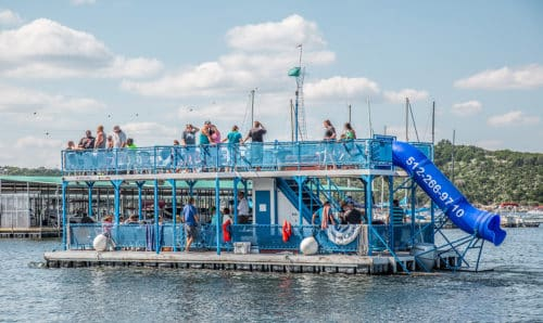 Party Barge on Lake Travis | What to do in Lake Travis (Austin), Texas