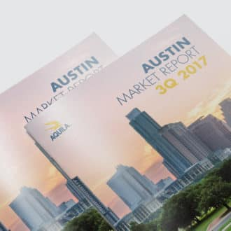 Austin Commercial Real Estate Market Report, 1Q 2017