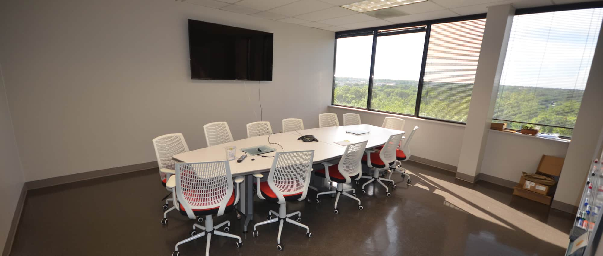 Sublease: Austin Oaks Travis Building Conference Room | 3520 Executive Center Drive in Austin, Texas