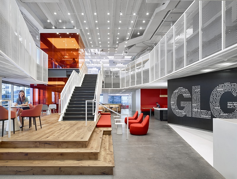 Gerson Lehrman Group Modern Office in Austin, Texas