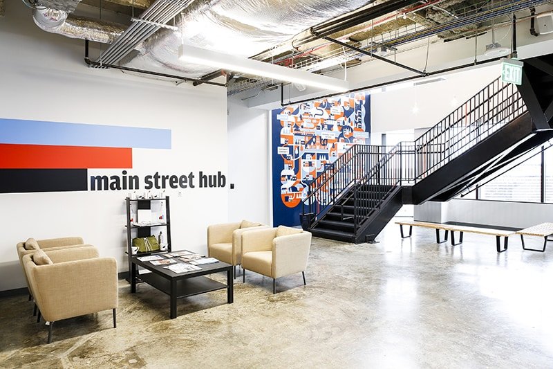Main Street Hub Headquarters in Austin, Texas