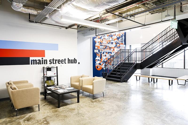 Main Street Hub Headquarters in Austin, Texas
