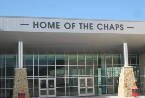 Westlake High School: Home of the Chaps | West Lake Hills outside of Austin, Texas