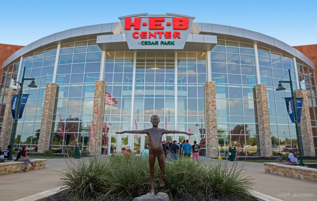 HEB Center in Cedar Park, TX