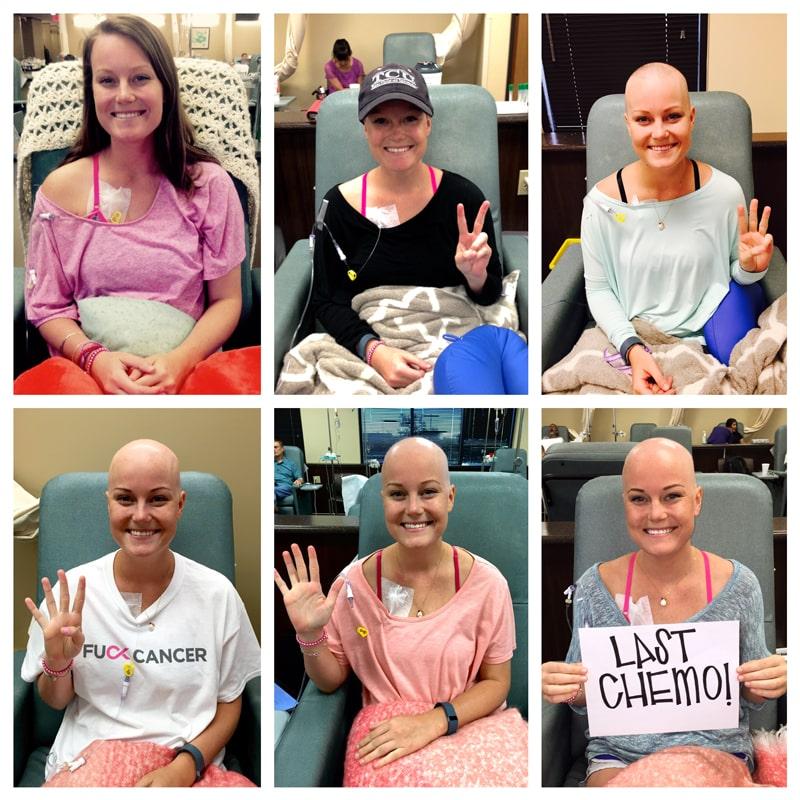 Kathleen Brennan fighting cancer