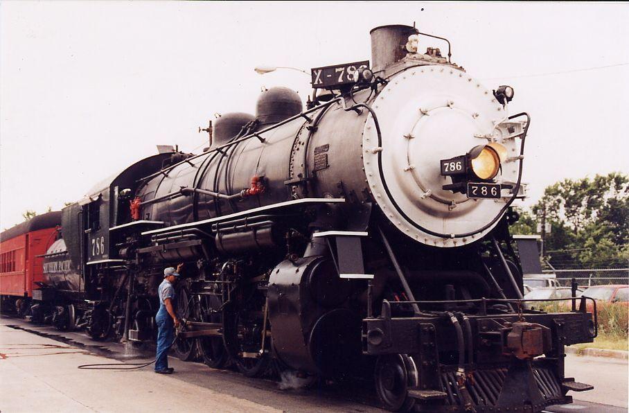 Austin Steam Train in Cedar Park