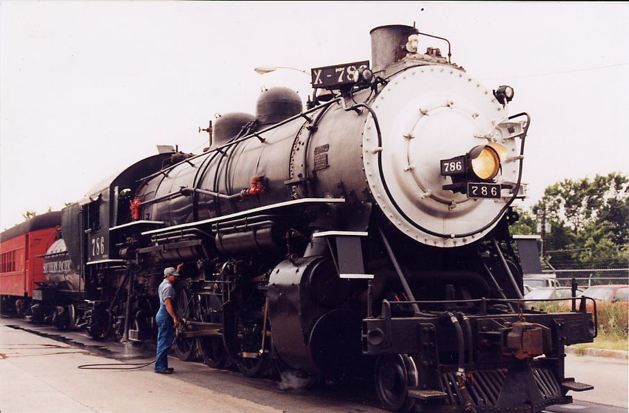 Austin Steam Train in Cedar Park