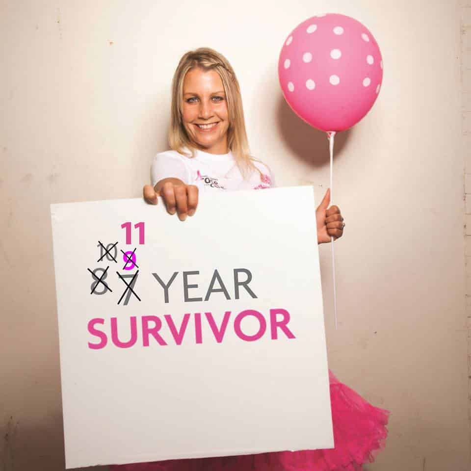Kristi 11-Year Survivor