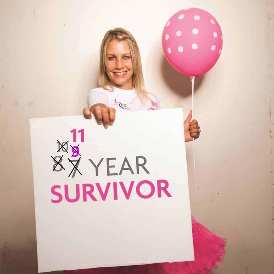 Kristi 11-Year Survivor
