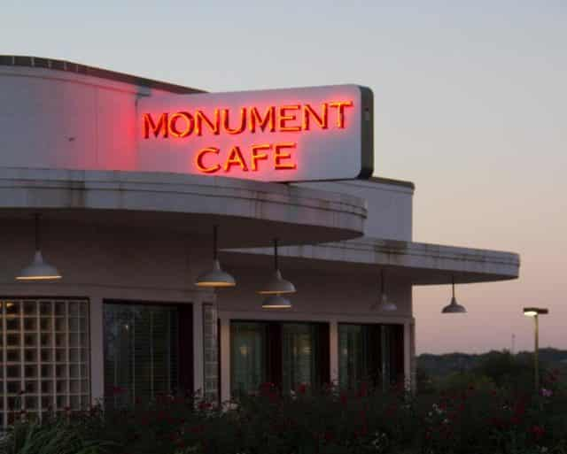 Monument Cafe in Georgetown, Texas | Where to eat in Georgetown