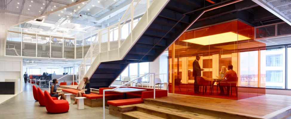 GLG Office Space | Creative Office Build-Out Austin, TX