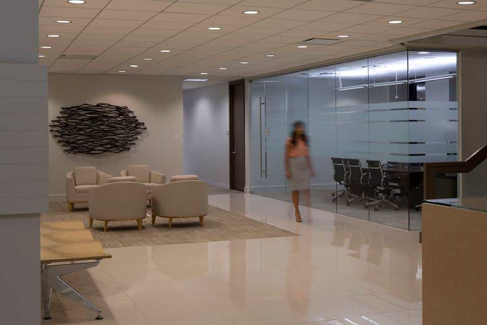 Law Firm with High End Finish Out | Austin Office Build-out
