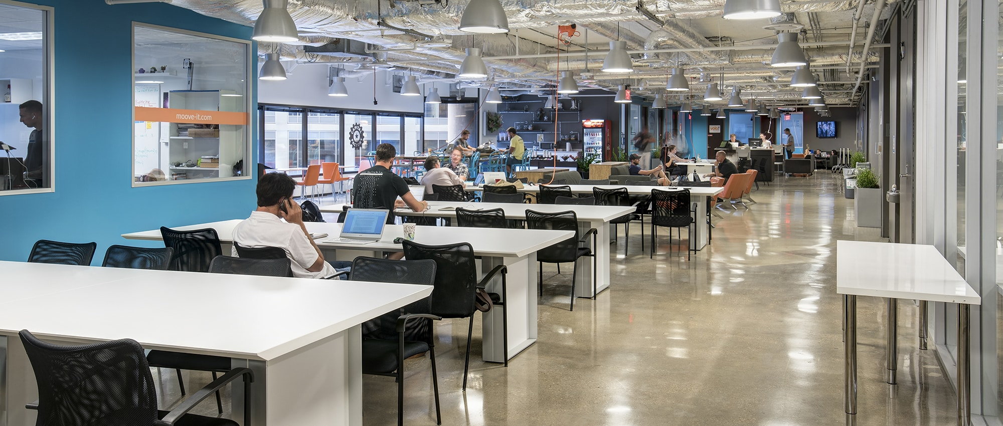 Capital Factory | Lease Renewal in Austin, Texas