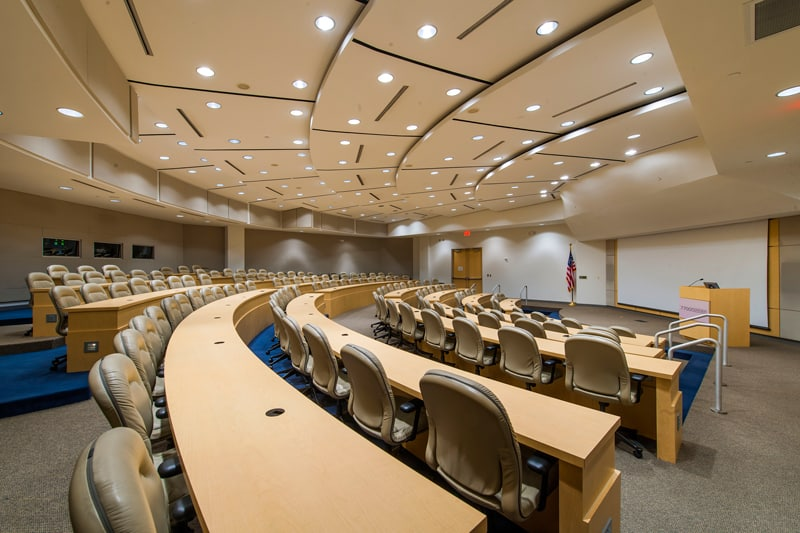 Conference Center at 7700 Parmer in Austin, TX | Office Building Classifications