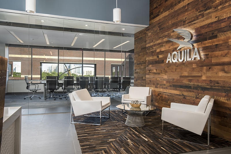 AQUILA Conference Room | Raco Glass Panels