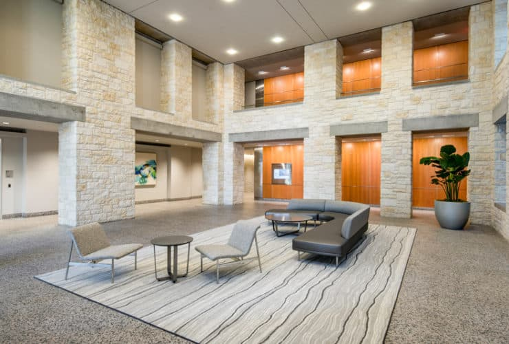 The Terrace Class A Office in Austin, TX | Classes of Office Buildings