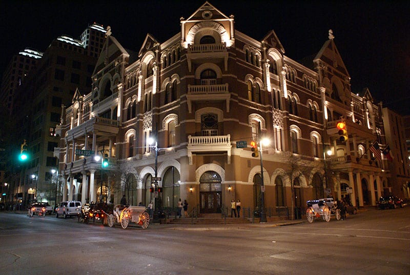 The Driskill in Austin, TX