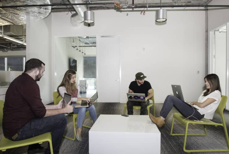 Latinworks Creative Office in Austin, TX | Types of Office Space