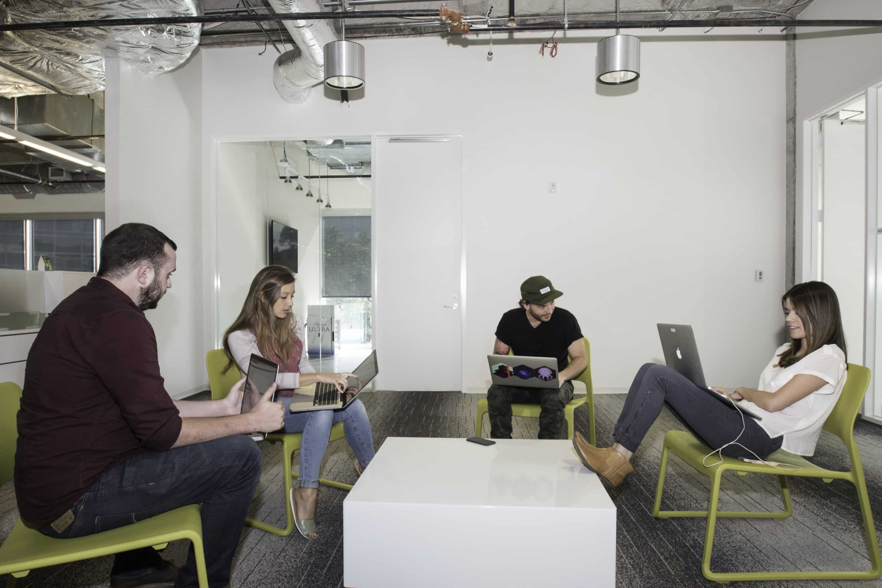 Latinworks Creative Office in Austin, TX   Types of Office Space