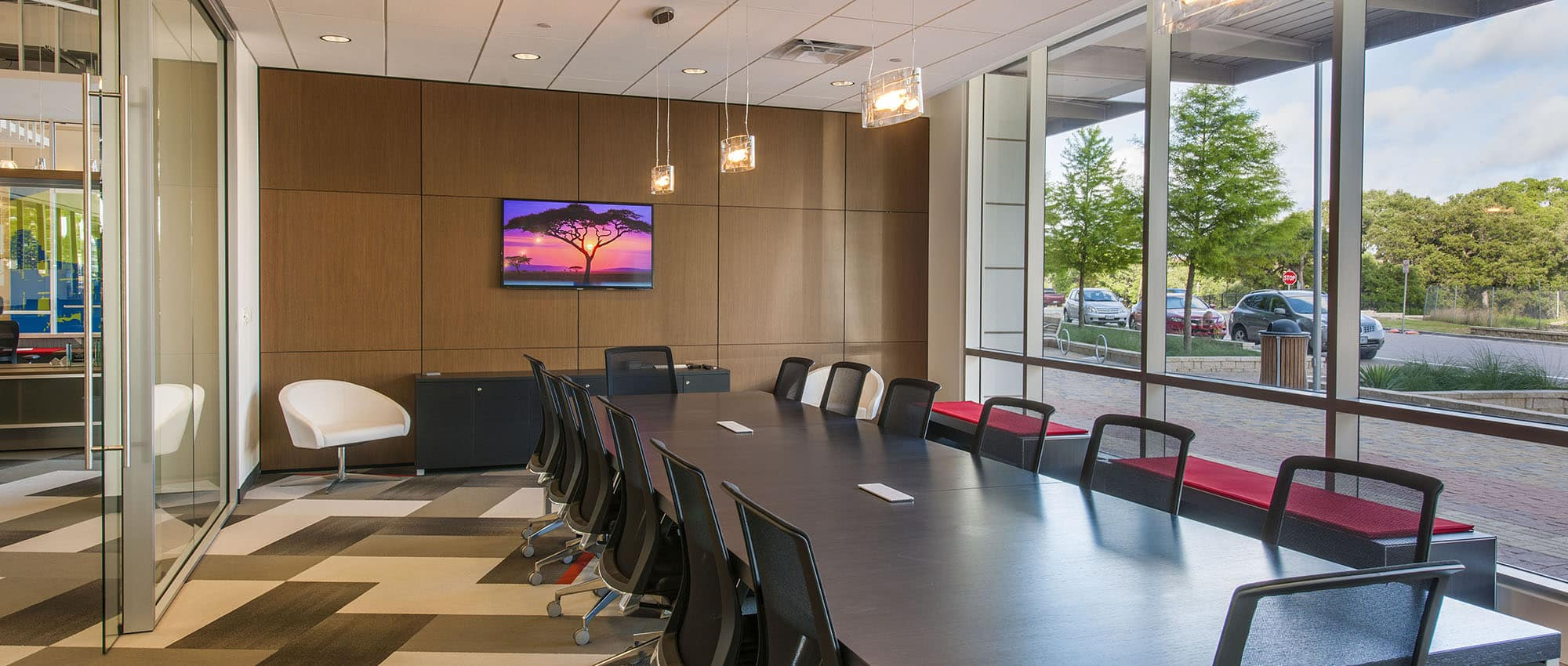 Value Engineering | Austin Conference Room