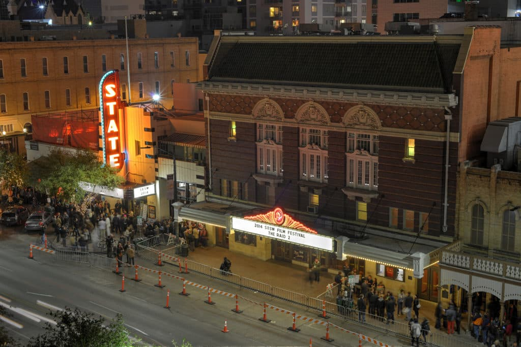 Paramount Theater in Austin, Texas - Congress Avenue