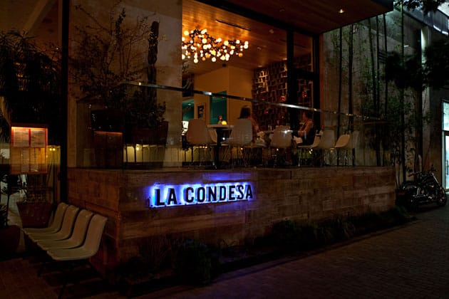 La Condesa in Austin's Second Street District