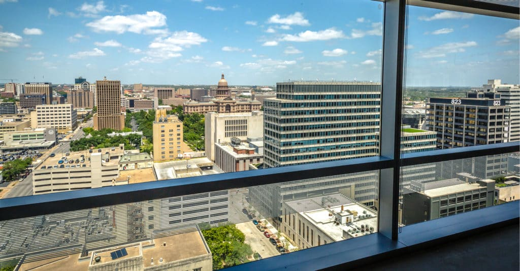 210 West 7th Street in Austin, Texas | AQUILA 4Q 2017 Austin Market Report Commercial Real Estate Trends