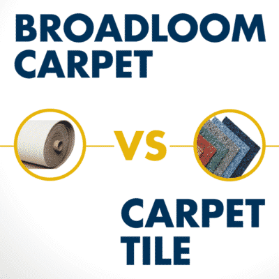 Broadloom Carpet vs Carpet Tile Video
