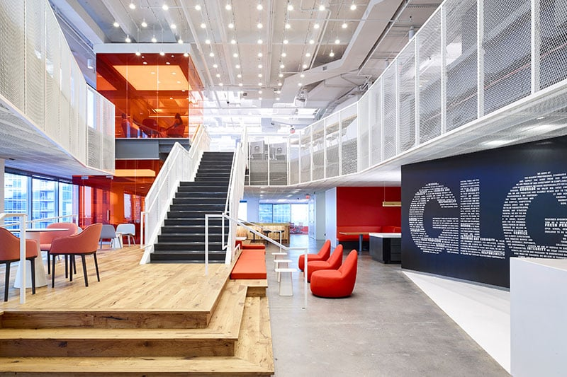 GLG Space in Austin Texas | Project Managers: AQUILA Commercial