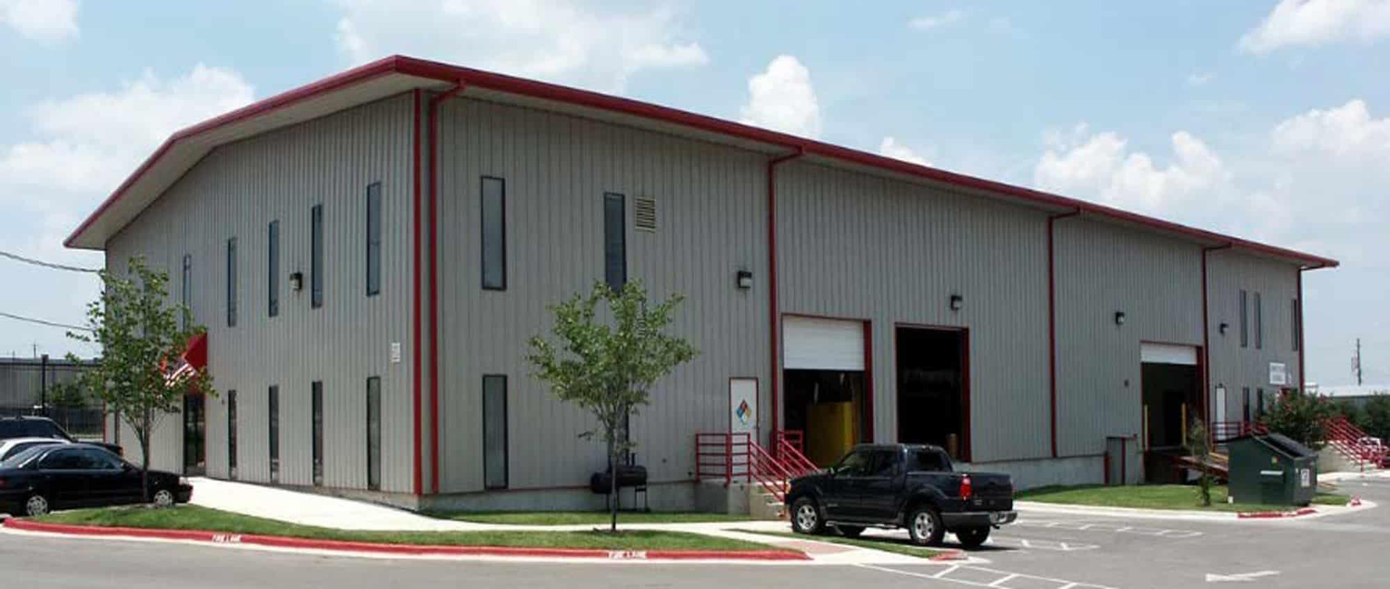 Powell Lane Plaza Industrial Park | 204 Powell Lane
