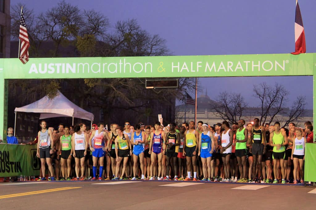 The Austin Marathon | What to do in Austin, Texas in February