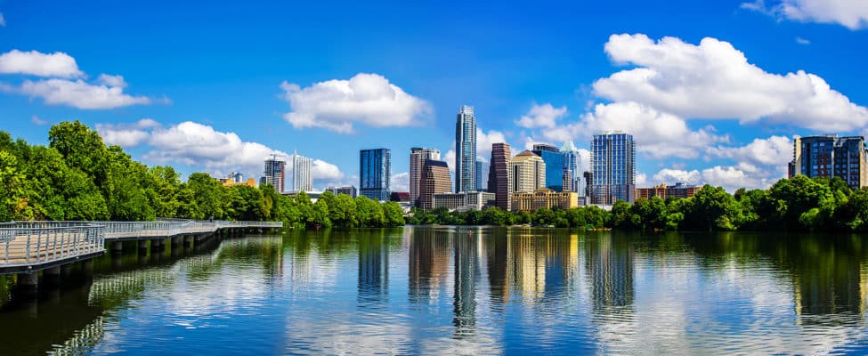 Austin Skyline   AQUILA Commercial - Local Austin Commercial Real Estate Firm