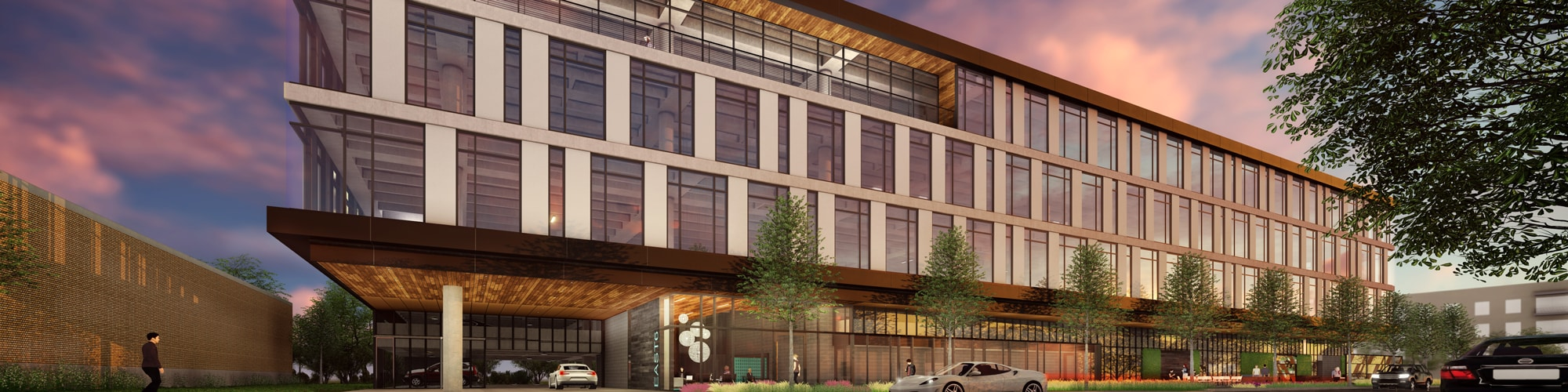 Main Street Hub East Austin HQ | AQUILA Tenant Rep Case Study