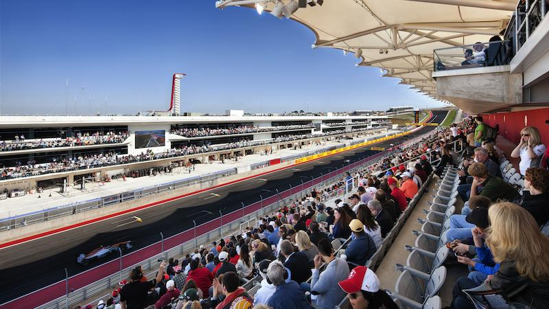 Circuit of the Americas in Austin, Texas | What to do in October