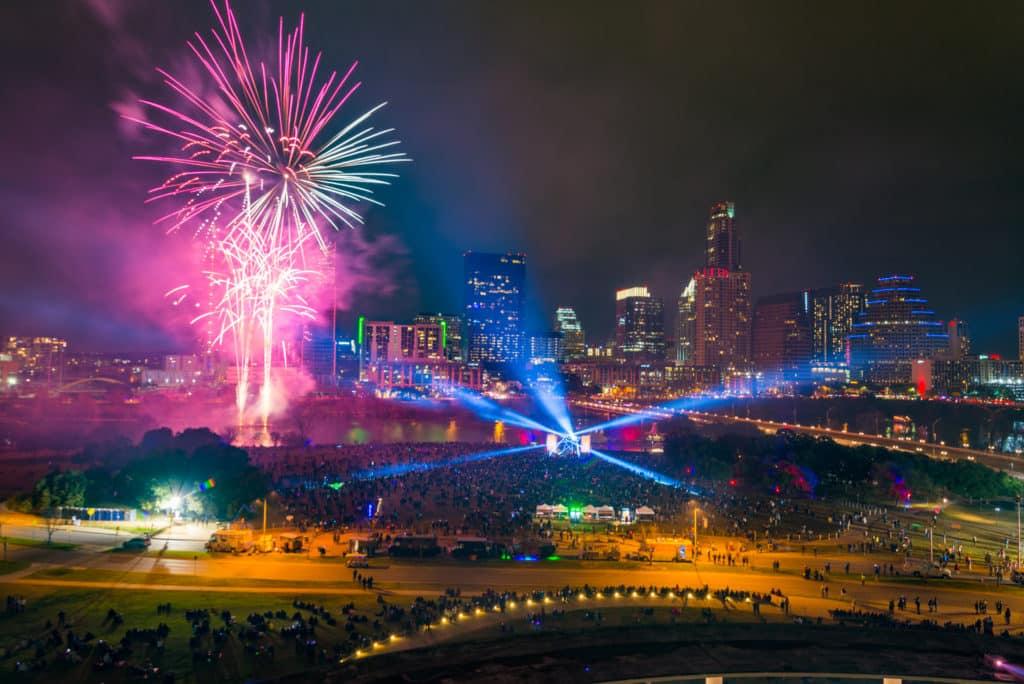 Austin New Years
