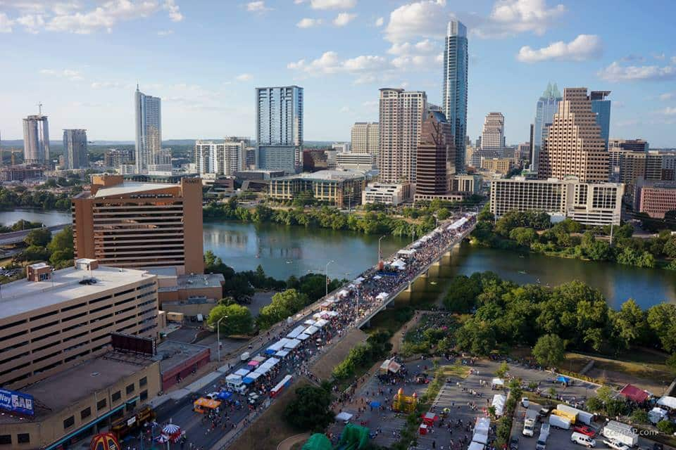 Bat Fest in Austin, Texas | What to do in Austin in August