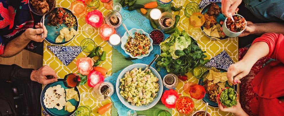 Cinco de Mayo Tex Mex Recipes from AQUILA Commercial Cookbook
