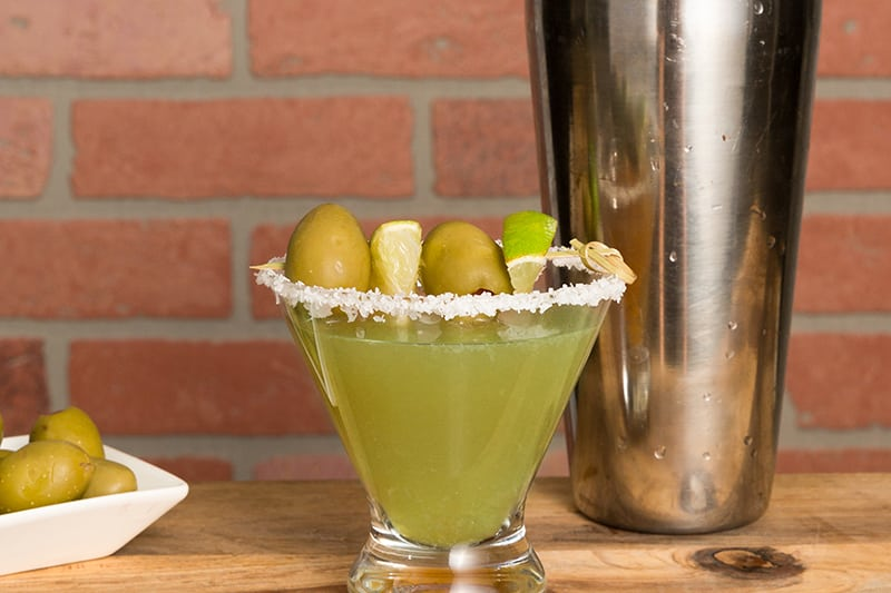 Patti's Mexican Martini | Tex Mex Recipes from AQUILA's Cookbook
