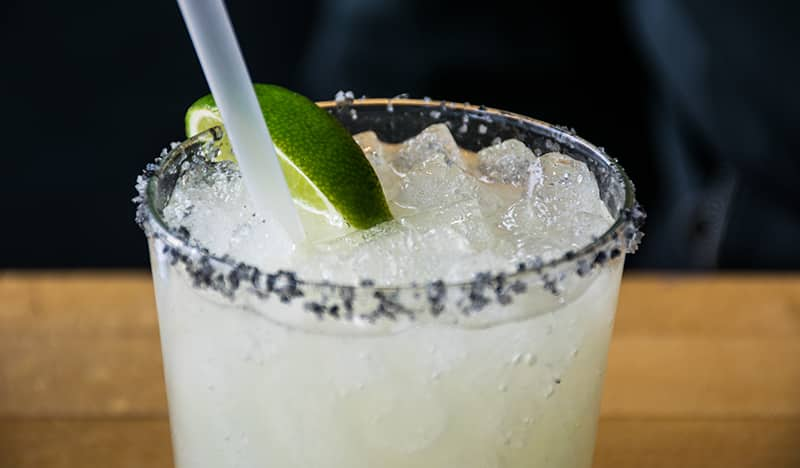 Margarita on the Rocks | Tex Mex Recipes from AQUILA's Cookbook