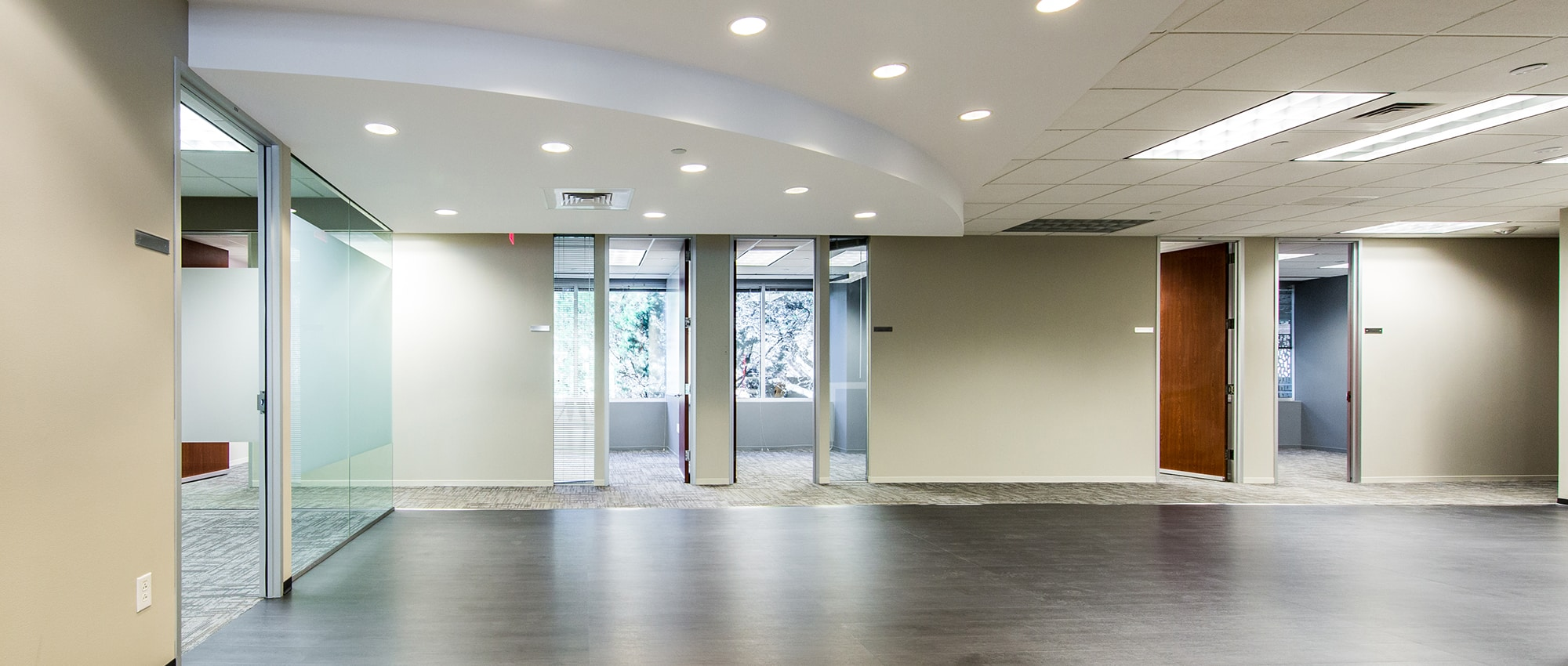 2nd Generation Office Space at Lakewood Center | Office Build Out