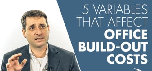 5 Variables that Affect Office Build-Out Costs