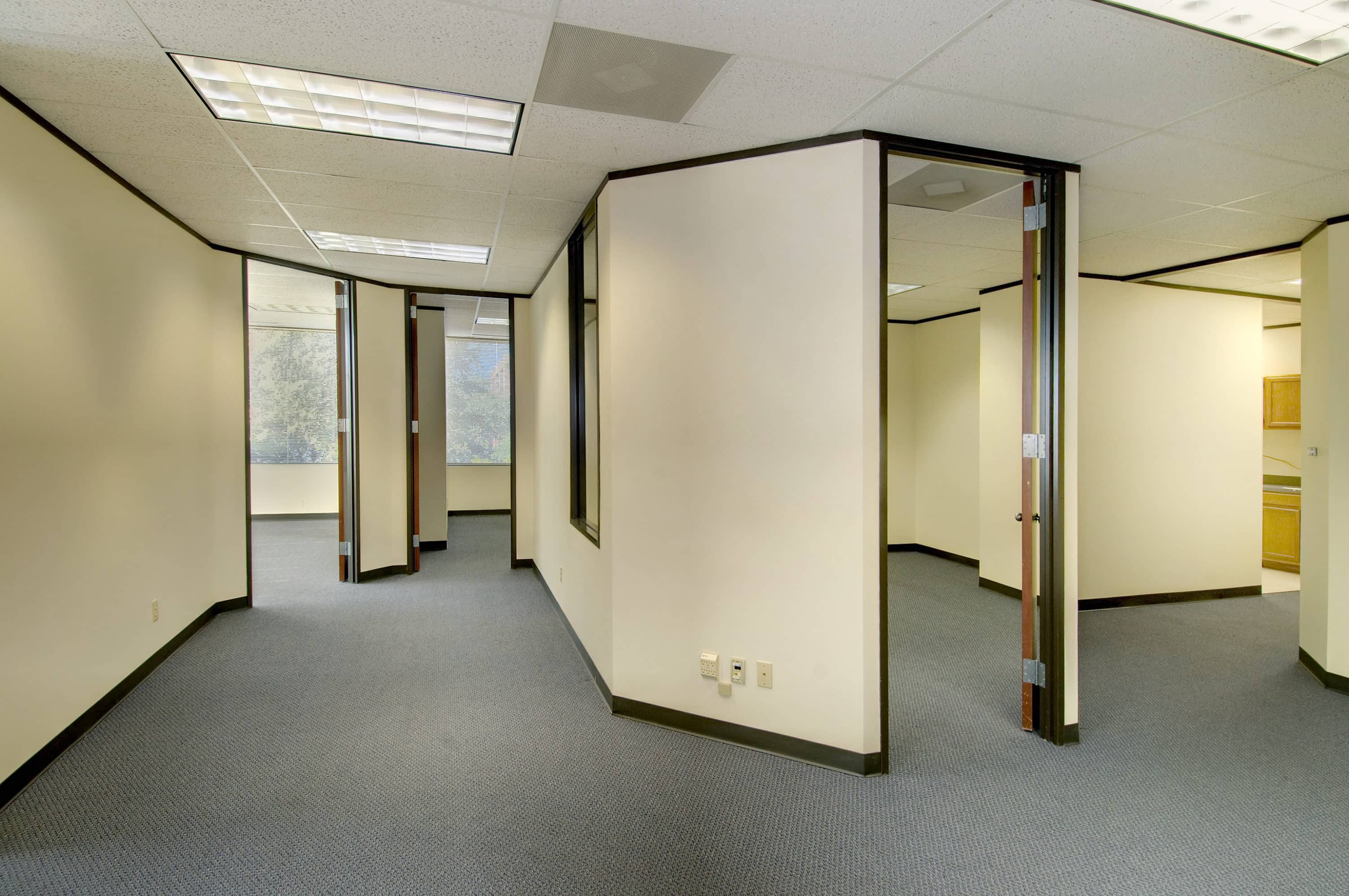 2nd Generation Commercial Real Estate Suite | Office Build Out