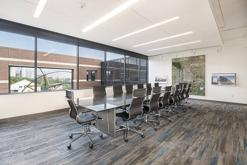 Large Conference Room in Medium Density Office