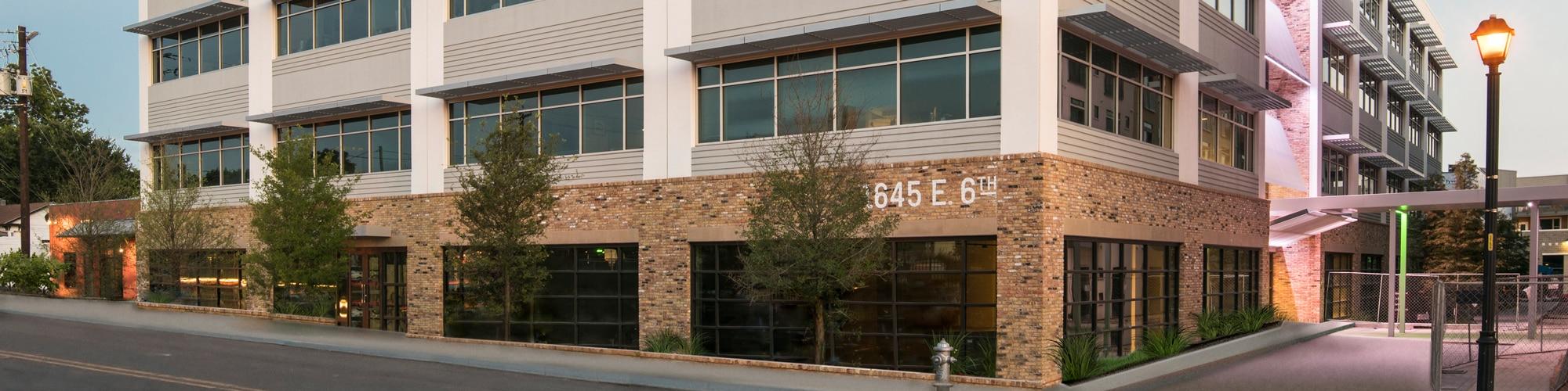 Eastside Village Office Development Austin, Texas | C3 Presents